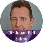 Julian Bell Ealing
