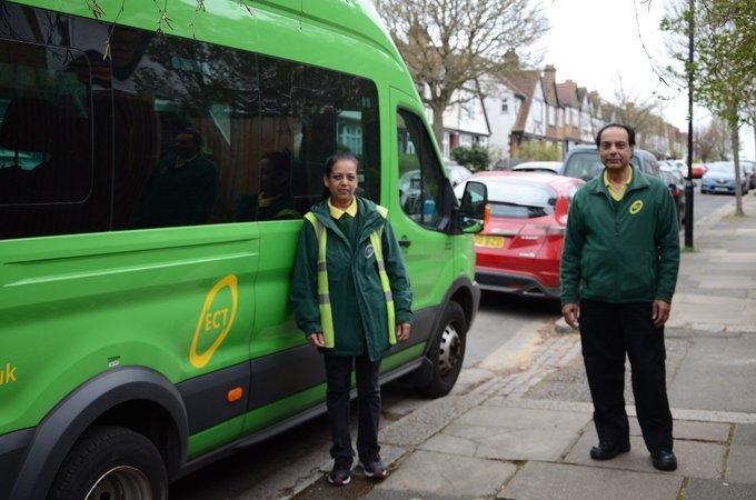 Ealing Council ECT welfare visits