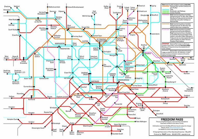 Freedom Pass travel map jpeg