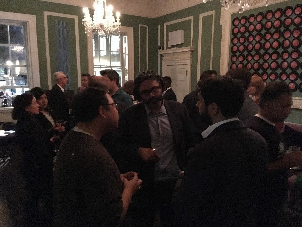 House of St Barnabus Networking