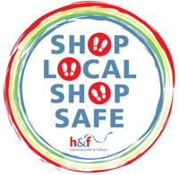 Shop Local Shop Safe Logo