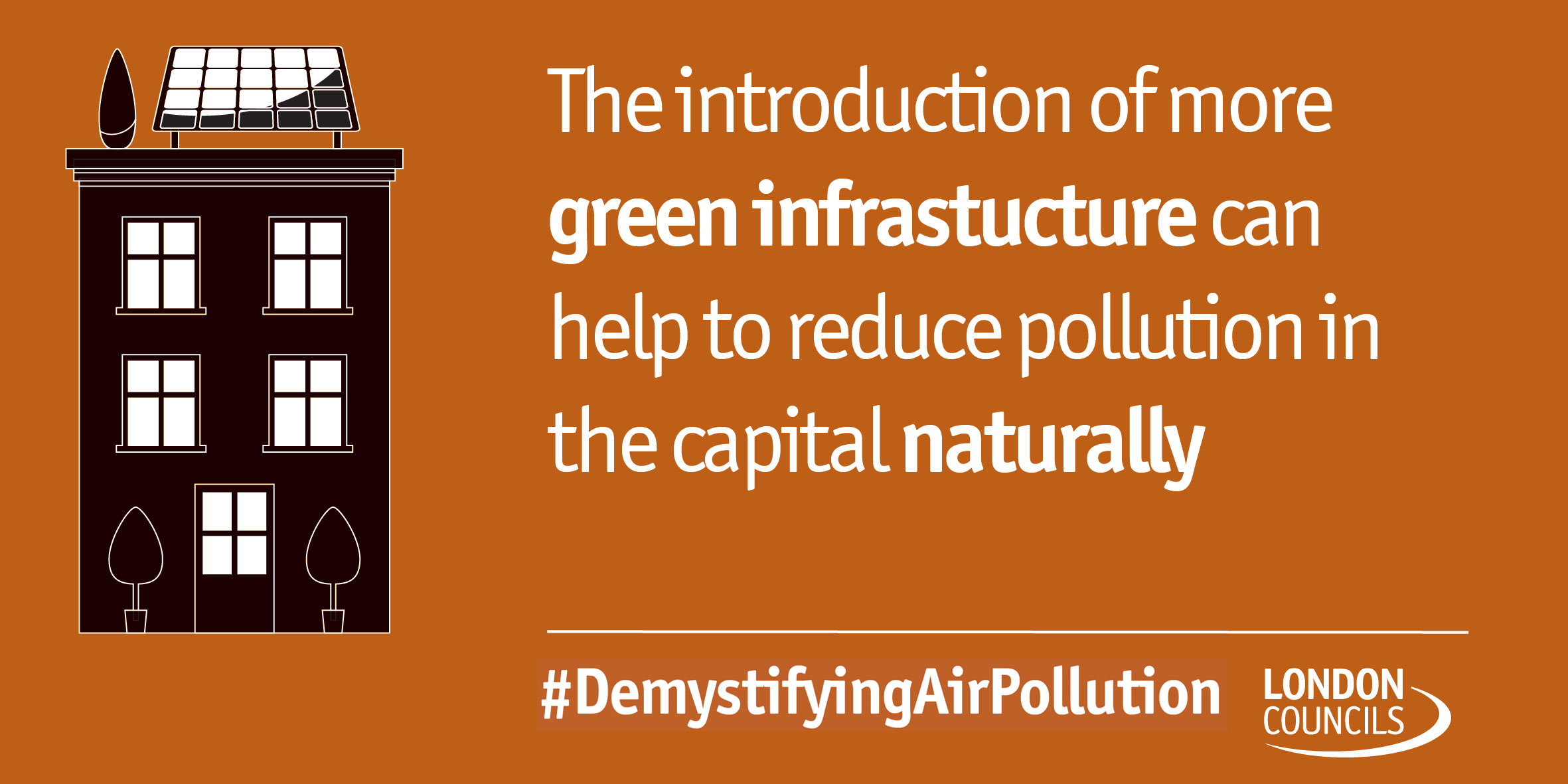 Air Pollution Green Infrastructure
