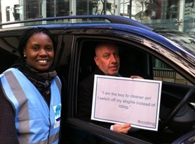 """Clean Air Day"" Pledge in the City of London"
