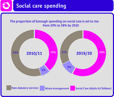 role of health and social care