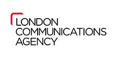 London communications agency logo