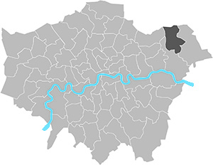 Romford general election