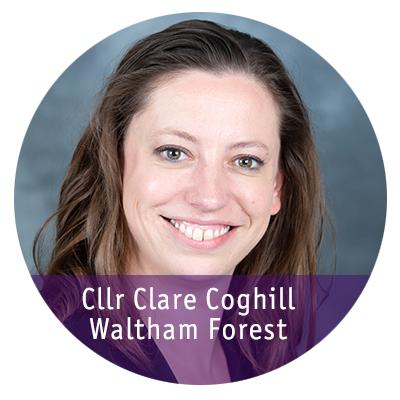 Cllr Clare Coghill