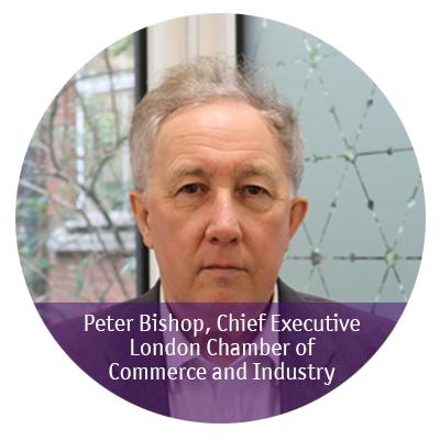 Peter Bishop LCCI Chief Exec