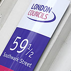 london councils entrance