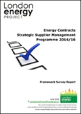 LEP SMP report cover