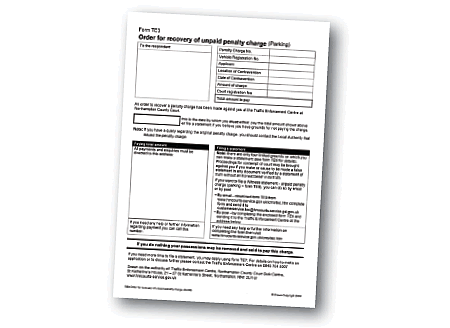 Understanding parking penalties london councils if the penalty charge has not been paid 14 days after the charge certificate has been issued the council may apply to the traffic enforcement centre at spiritdancerdesigns Gallery