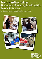 welfare reform report cover