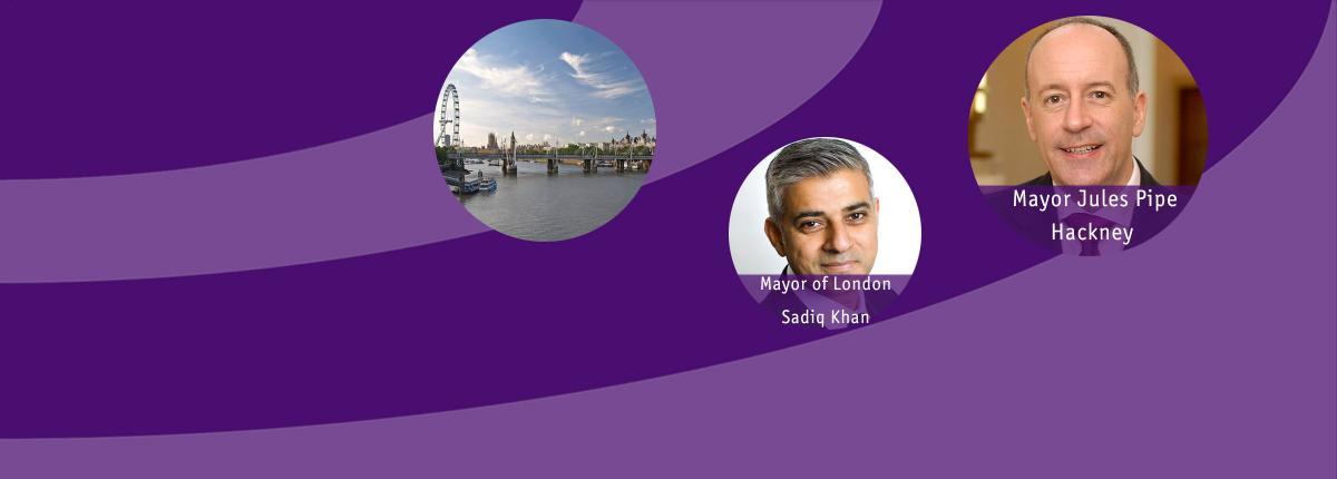Sadiq Khan Mayor carousel image