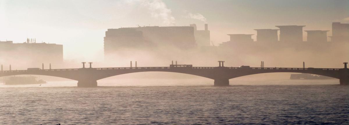 London summer pollution