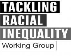 Tackling Racial Inequality programme logo