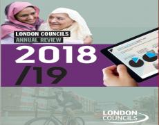 Annual Review 2018-19 cover