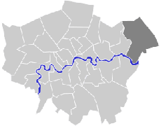 Borough map
