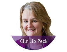 Spotlight Cllr Lib Peck
