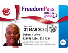 Older Person's Freedom pass