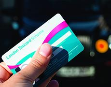 How to use your Taxicard