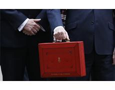 budget briefcase spotlight