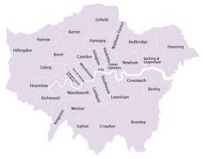 london gov directory map spotlight