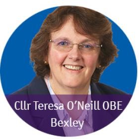 Teresa O'Neill Leader, LB Bexley