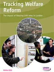LHA freeze publication cover