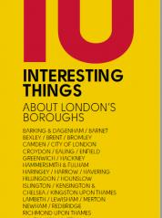 Ten Interesting Things 2018 cover
