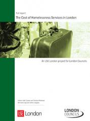 The Cost of Homelessness Services in London cover image