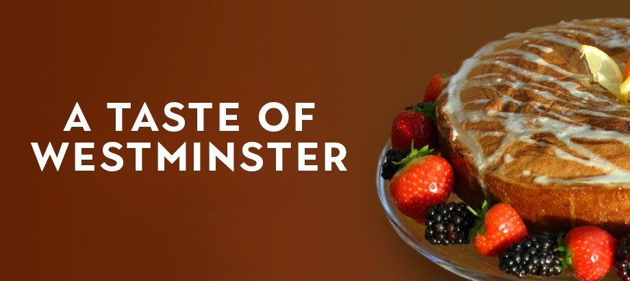 Westminster cookbook